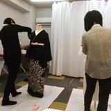 KIMONO浪漫ときわ着付教室 東京渋谷校開校いたしました。